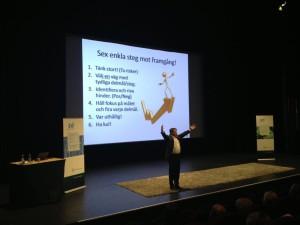 Ledarskap föreläsning